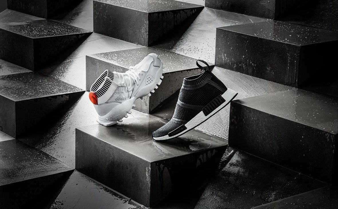 Adidas, 2016, design, markus bischof produktdesign, set design, instalation, art direction, sport, cooperation, environment, produkt, product, new, germany, display, inszenierung