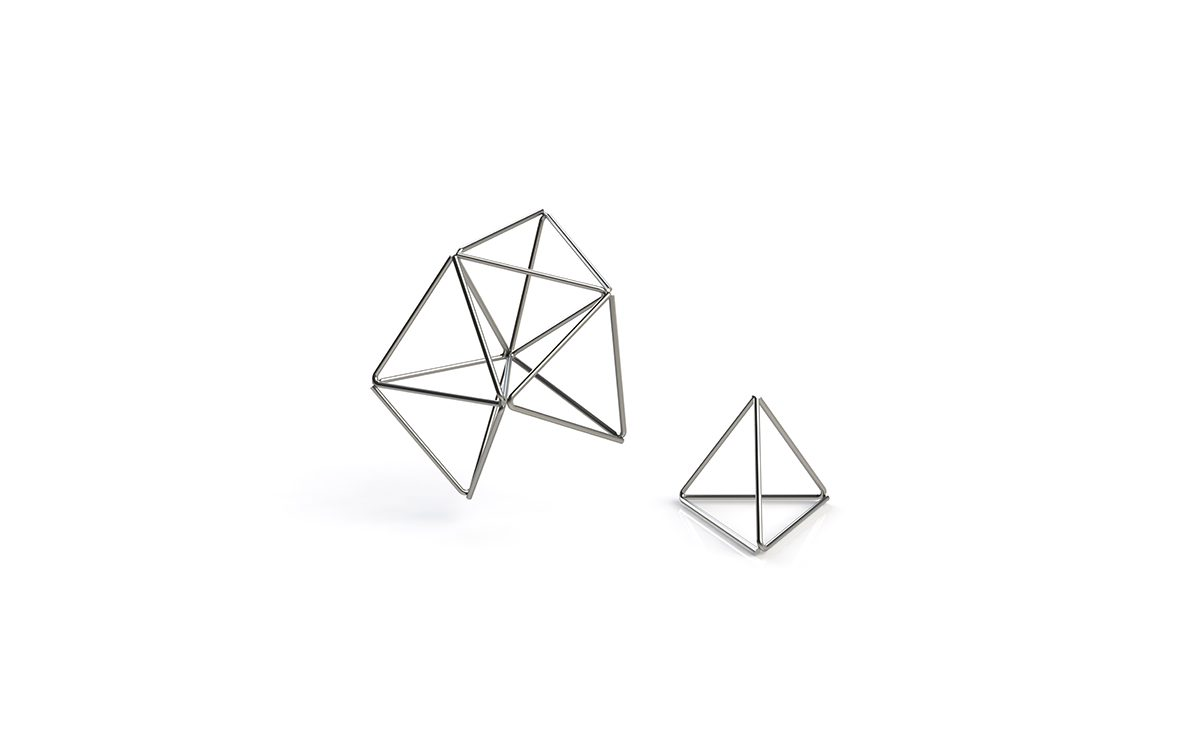 2014, drop, germany, hersbruck, raumobjekt, molekularmodell, h20, skulptur, tetraeder, amorph, molecular model, tetrahedron, sculpture, amorphous, expression, design, produkt, product, markus bischof produktdesign