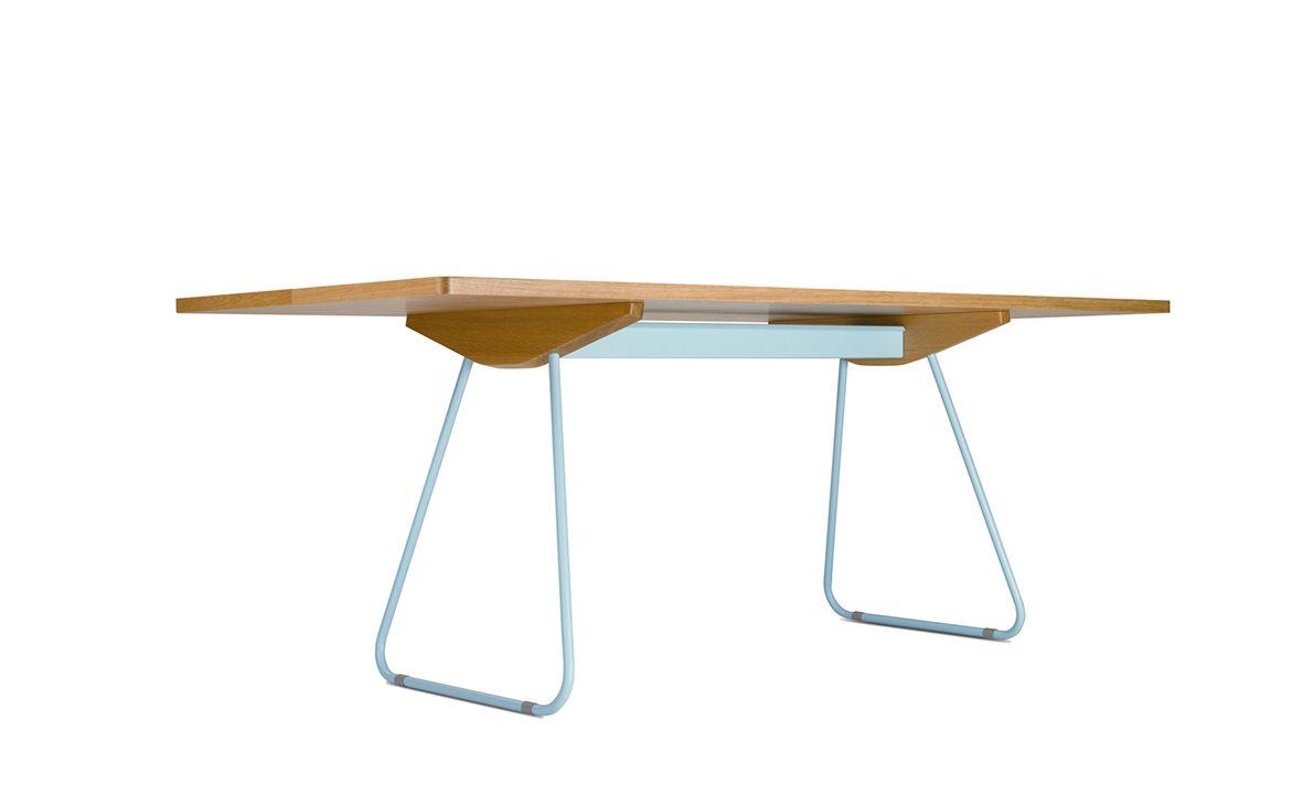2012, dita, tisch, unitisch, bürotisch, esstisch, holztisch, ausziehbar, dinning table, table, office table, pull, wooden table, design, produkt, product, markus bischof produktdesign