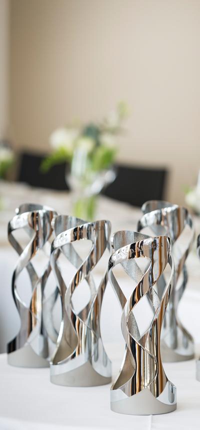 2017, madame luxe, award, madame magazine, germany, preis, trophy, trophäe, dynamisch, dynamic, handwerk, craftsmanship, pokal, design, markus bischof produktdesign