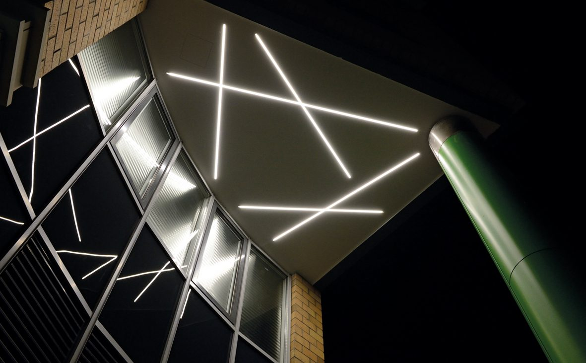 2014, tübinger carre, tübingen, germanyt, dot-spot, lichtkonzept, leute, beleuchtung, lighting, lighting concept, deckenleuchte, raumgestaltung, design, markus bischof produktdesign
